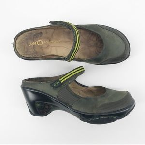 J-41 | Continental | Mary Jane Mule | Size 7 M